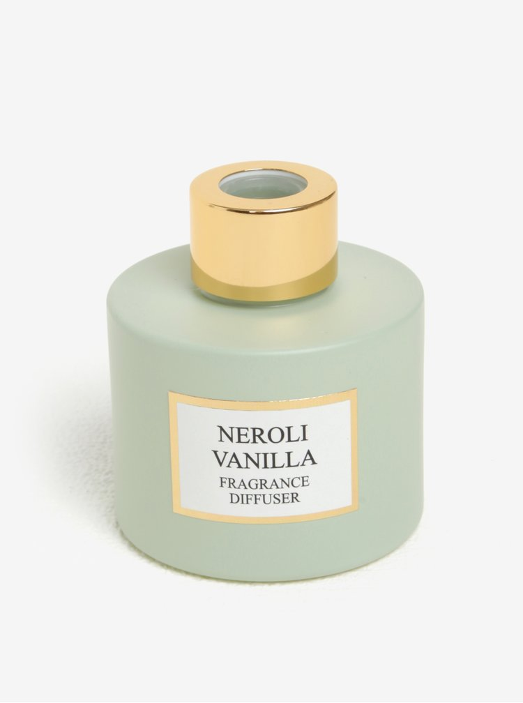 Difuzor verde de aromaterapie cu betisoare - Kaemingk Neroli Vanilla