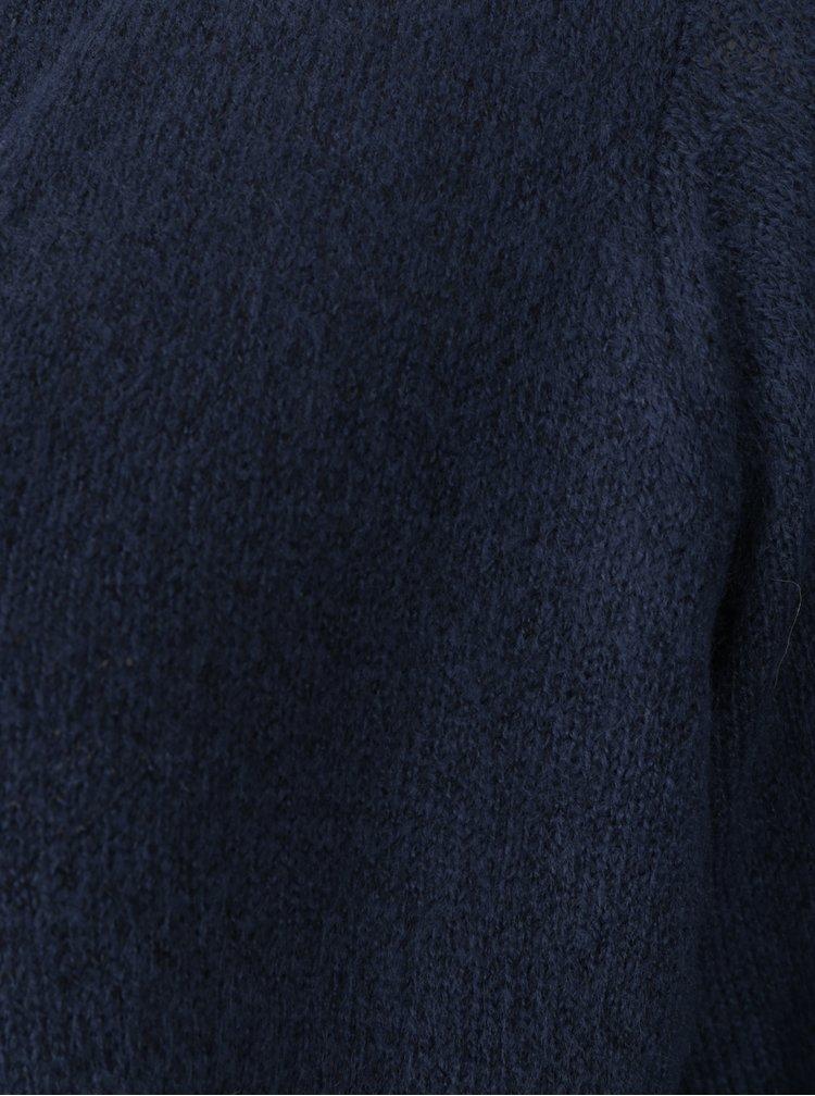 Tmavě modrý kardigan Jacqueline de Yong Day light