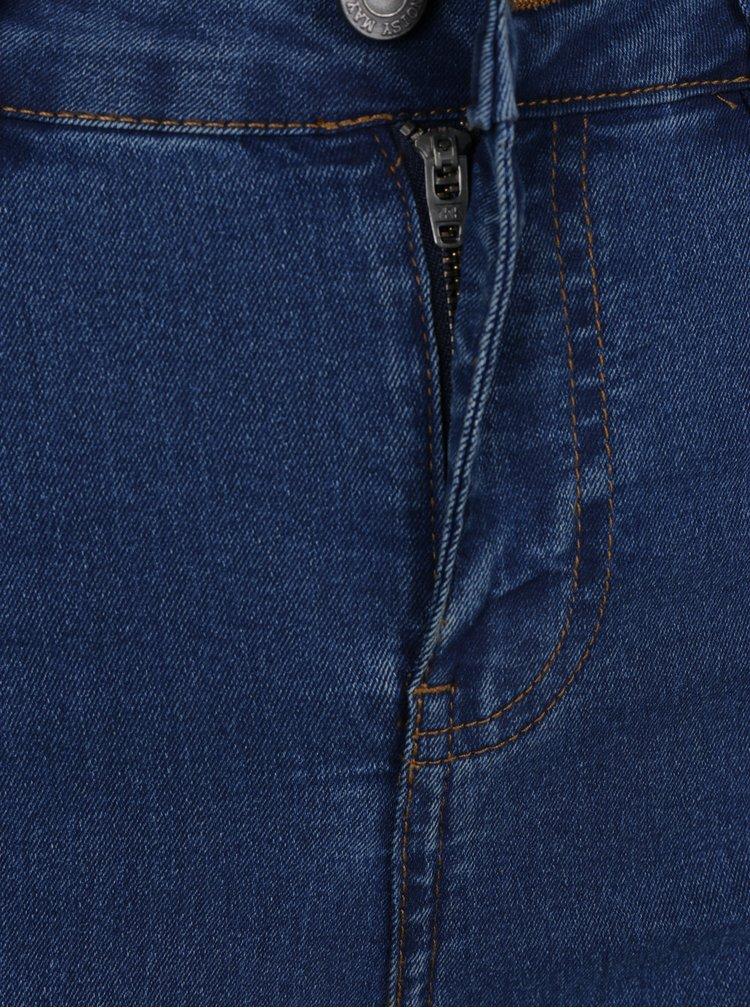 Modré džíny s vysokým pasem Noisy May Great