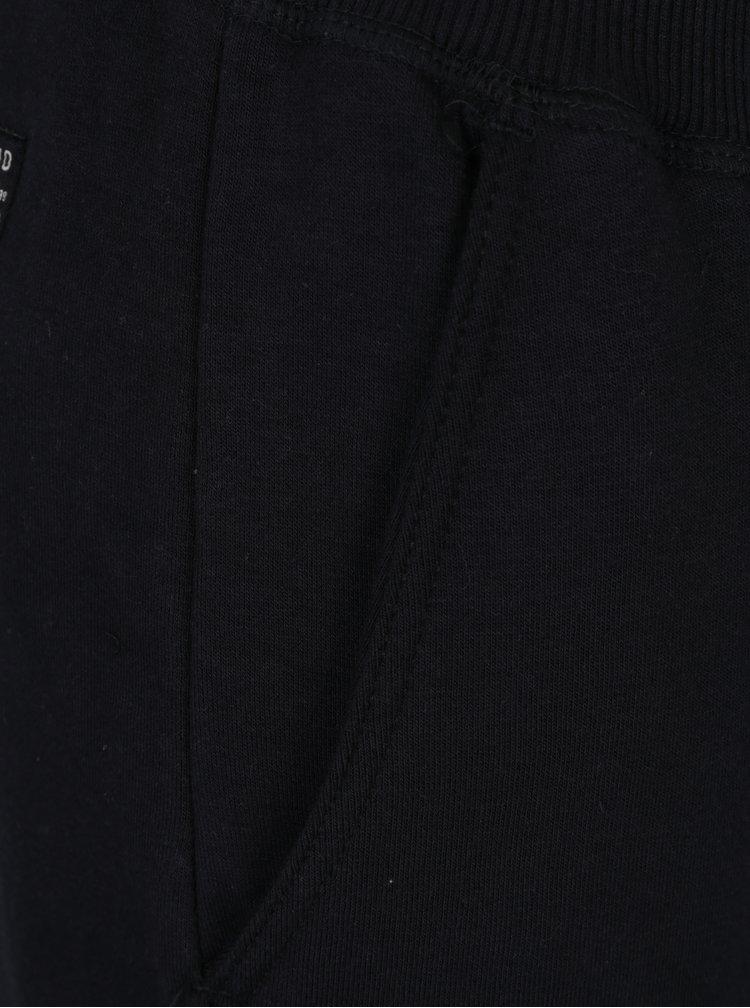 Černé tepláky s kapsami Blend