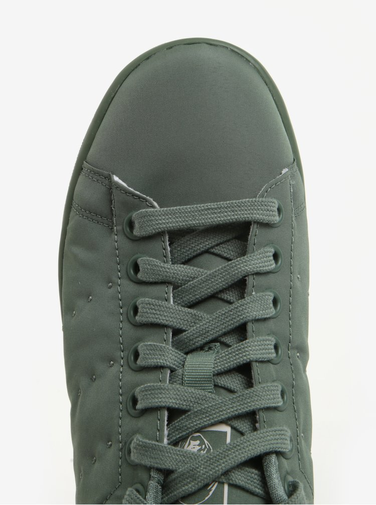Zelené dámské tenisky adidas Originals Stan Smith