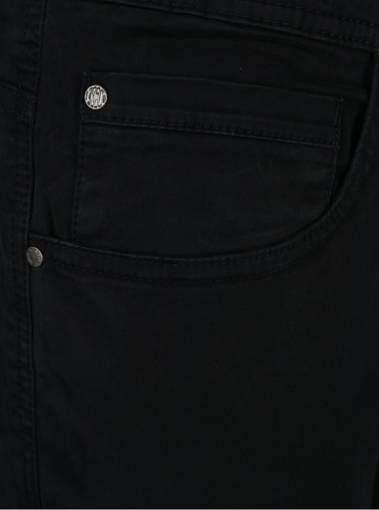 Černé slim fit chino kalhoty Blend
