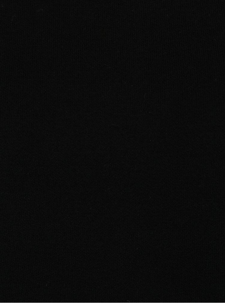 Černý svetr Selected Femme Minnie