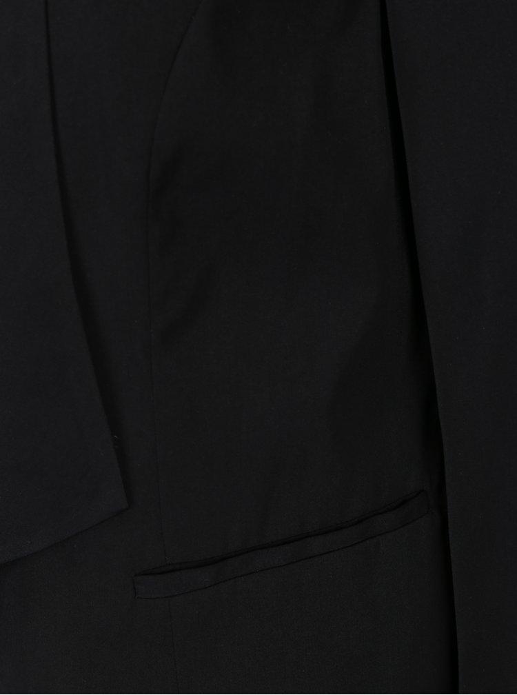 Černé lehké sako VERO MODA Adrianne