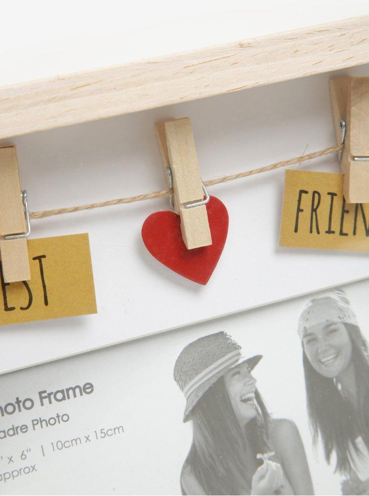 Rama foto din lemn - SIFCON Best Friends