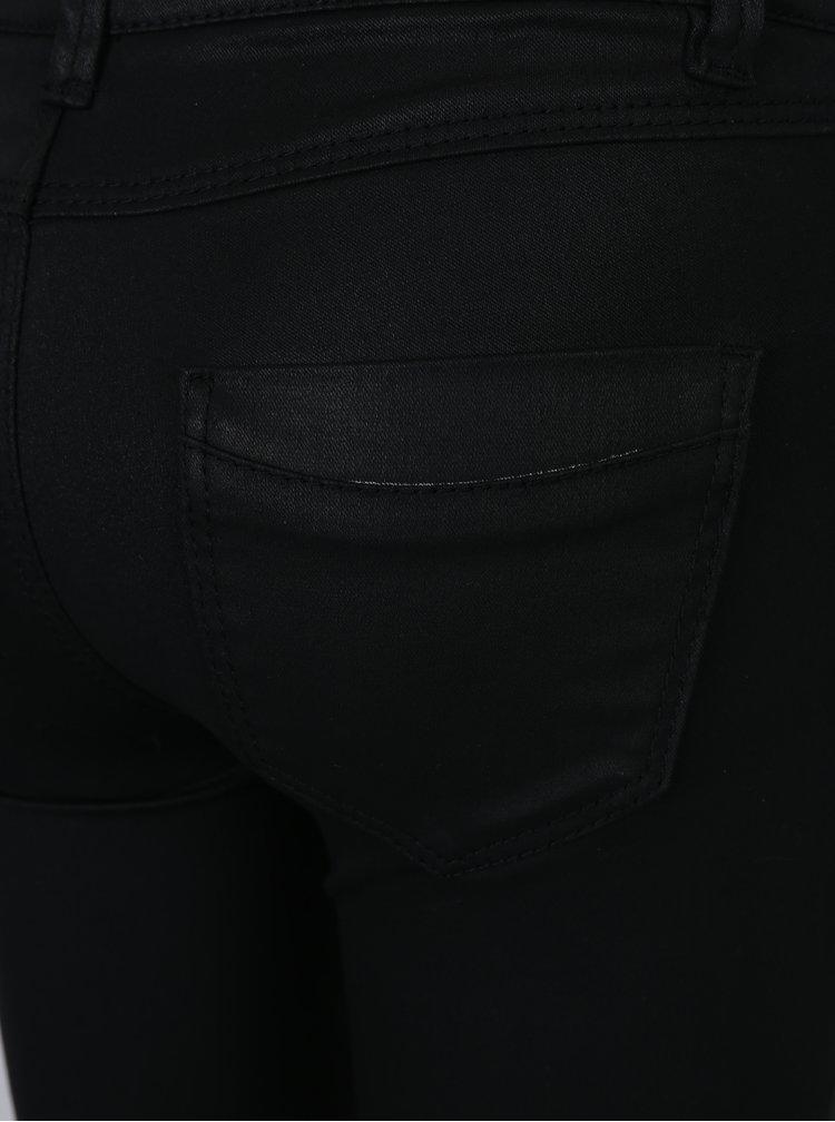 Černé holčičí skinny džíny name it Blossa