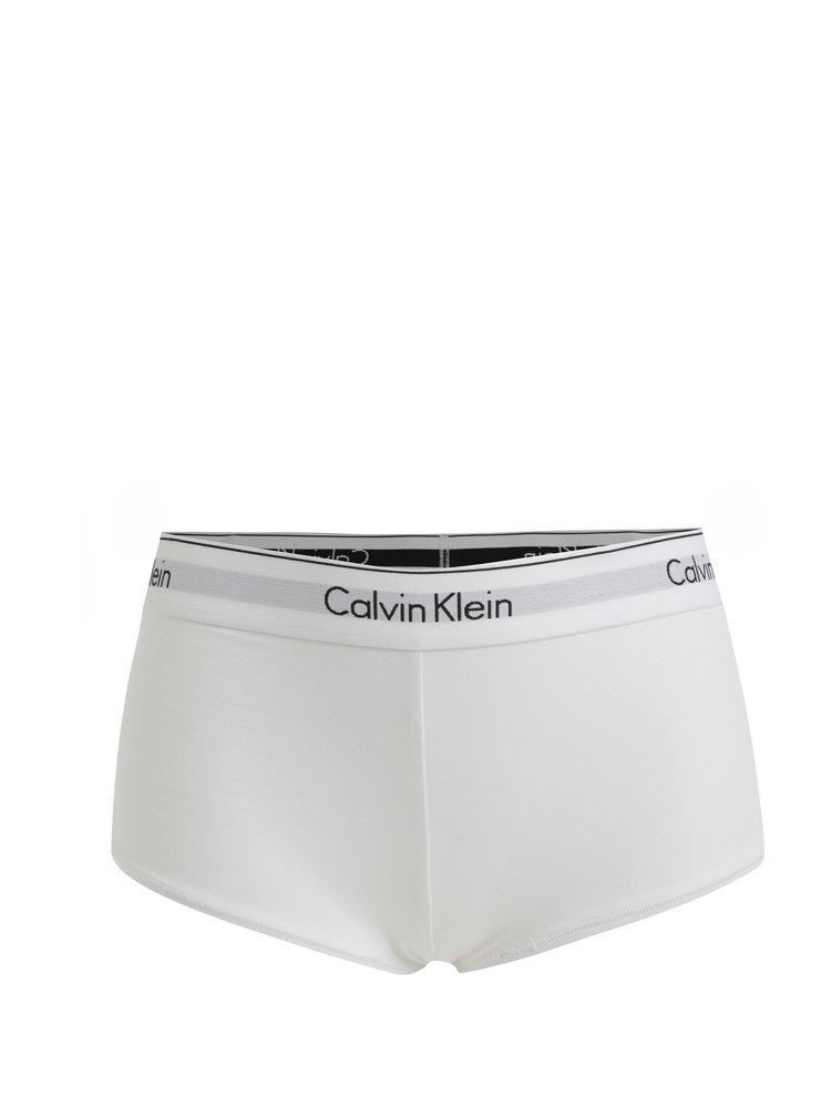 Bílé kalhotky Calvin Klein