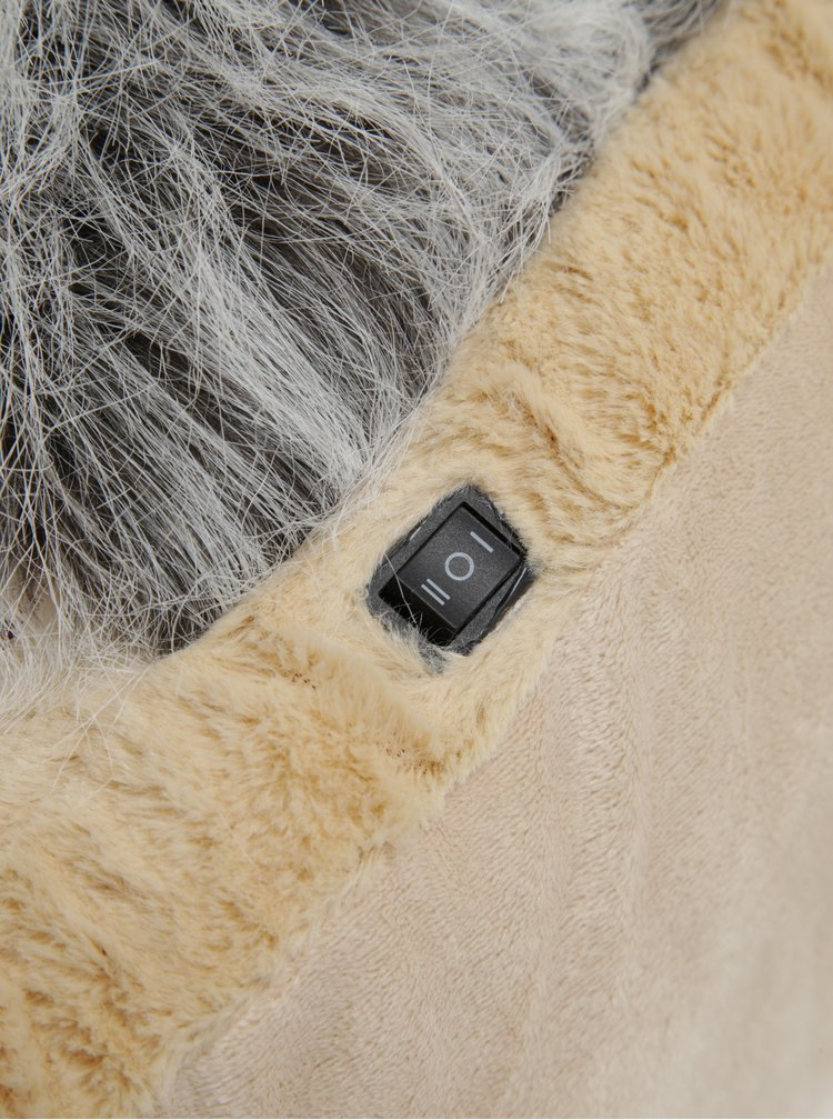 Papuc de casa arici cu functie de masaj - Something Special