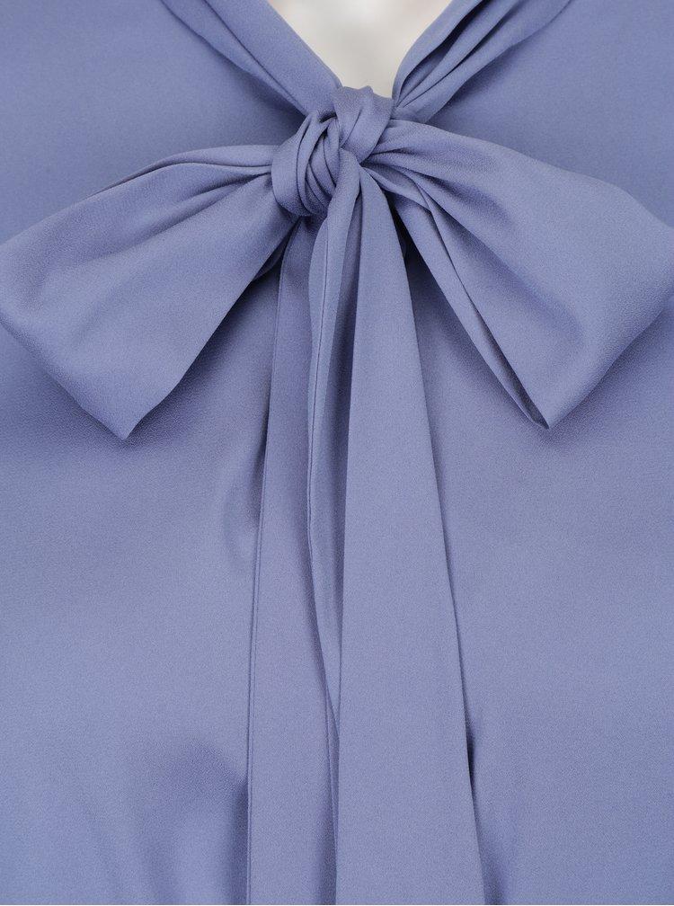 Světle fialové šaty s dlouhým rukávem Bohemian Tailors Bera