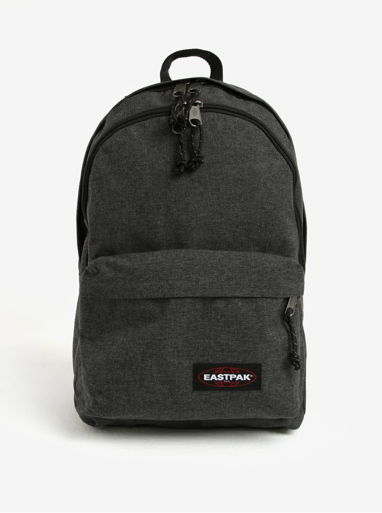 Tmavě šedý batoh Eastpak Out of Office 19 l