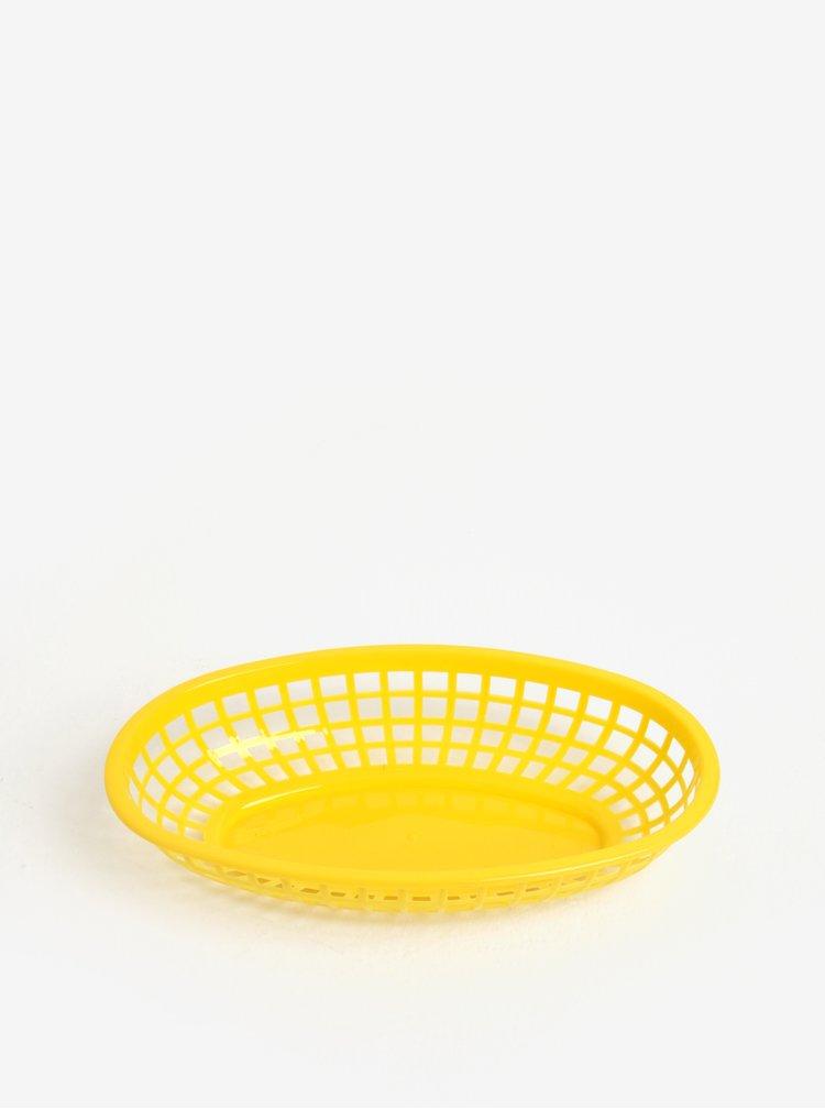 Set na grilování v červené a žluté barvě SIFCON