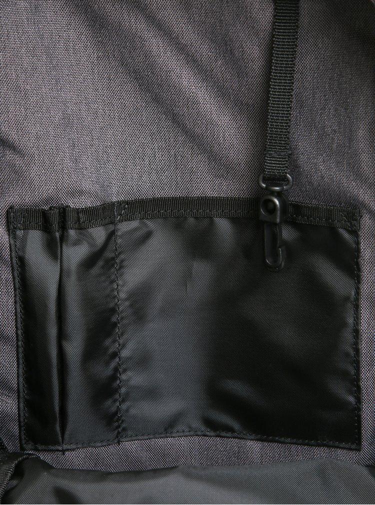 Tmavě šedý batoh Eastpak Evanz 28,5 l
