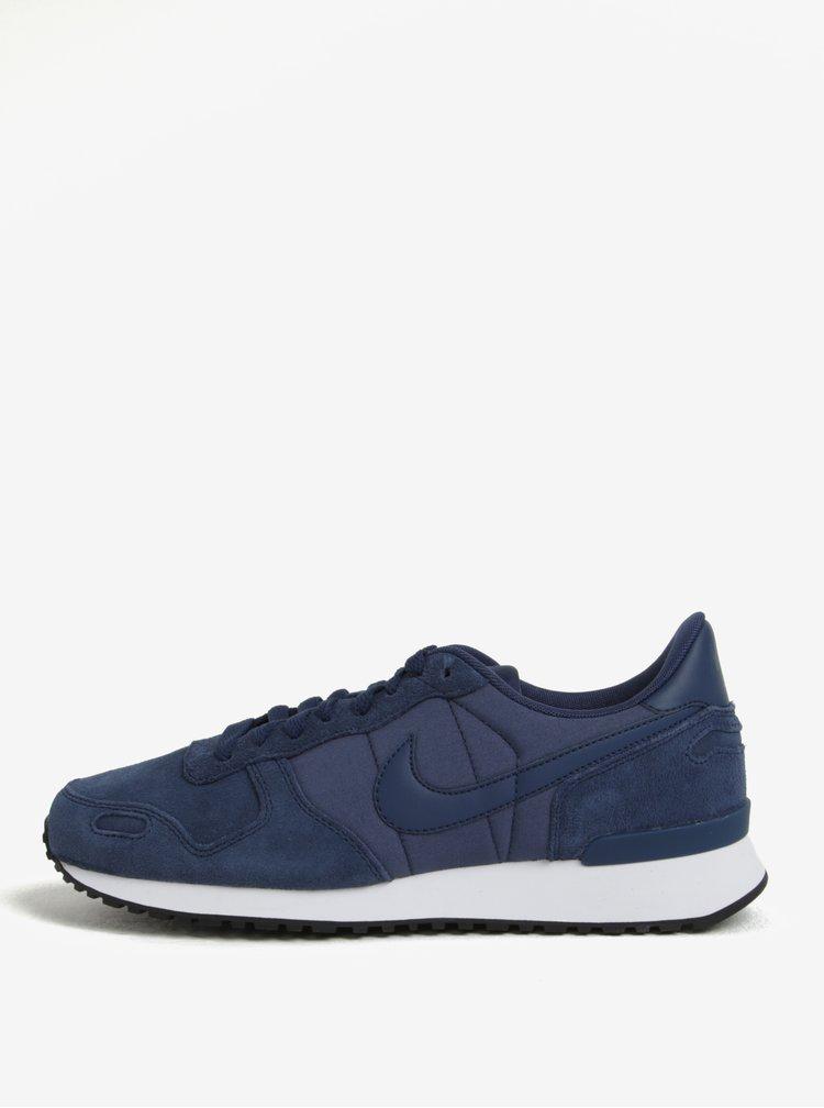 Modré pánské tenisky se semišovými detaily Nike Air Vortex