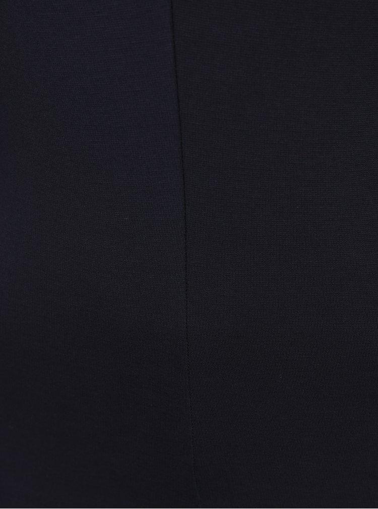 Salopeta bleumarin cu maneci lungi - Alexandra Ghiorghie Valery