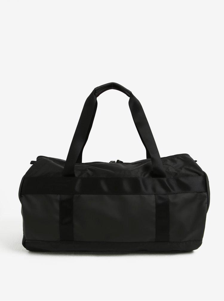 Černá cestovní taška Acme Made Union Street Tube Duffel 25 l