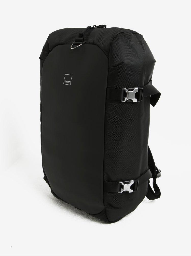 Černý batoh Acme Made Union Street Gym Backpack 15 l