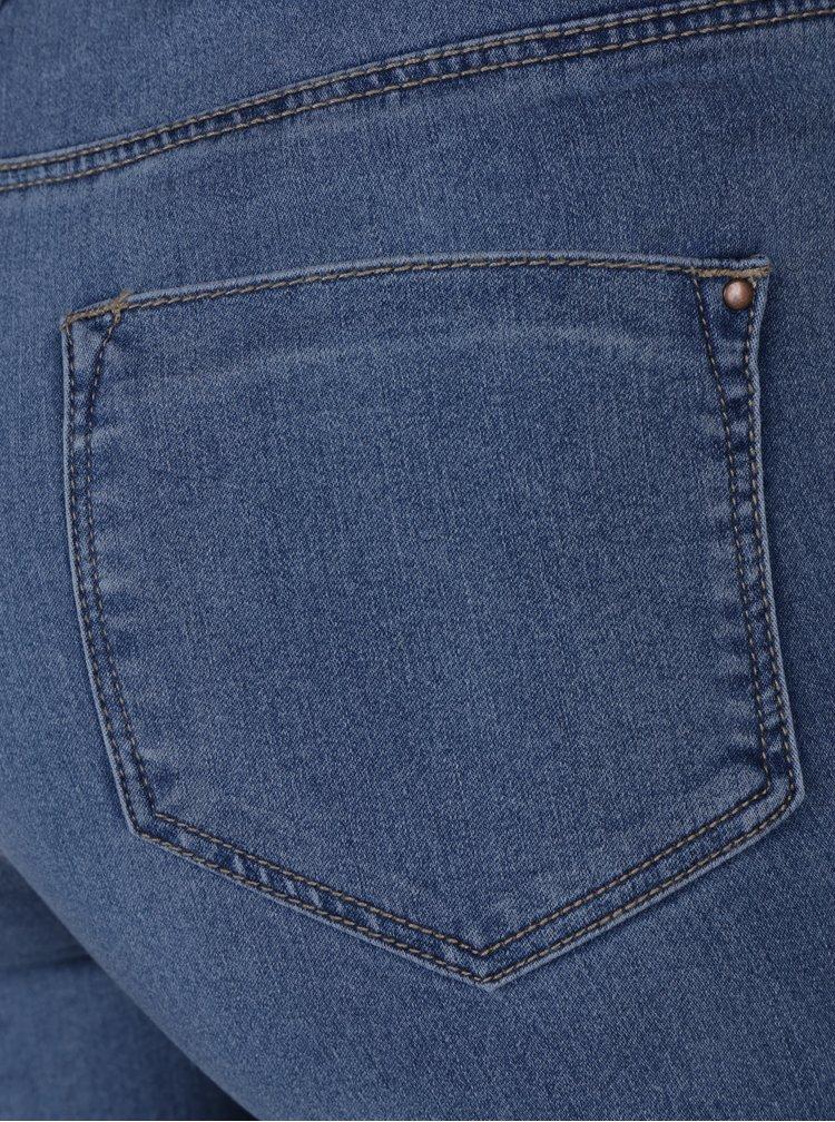 Světle modré skinny džíny Dorothy Perkins Tall