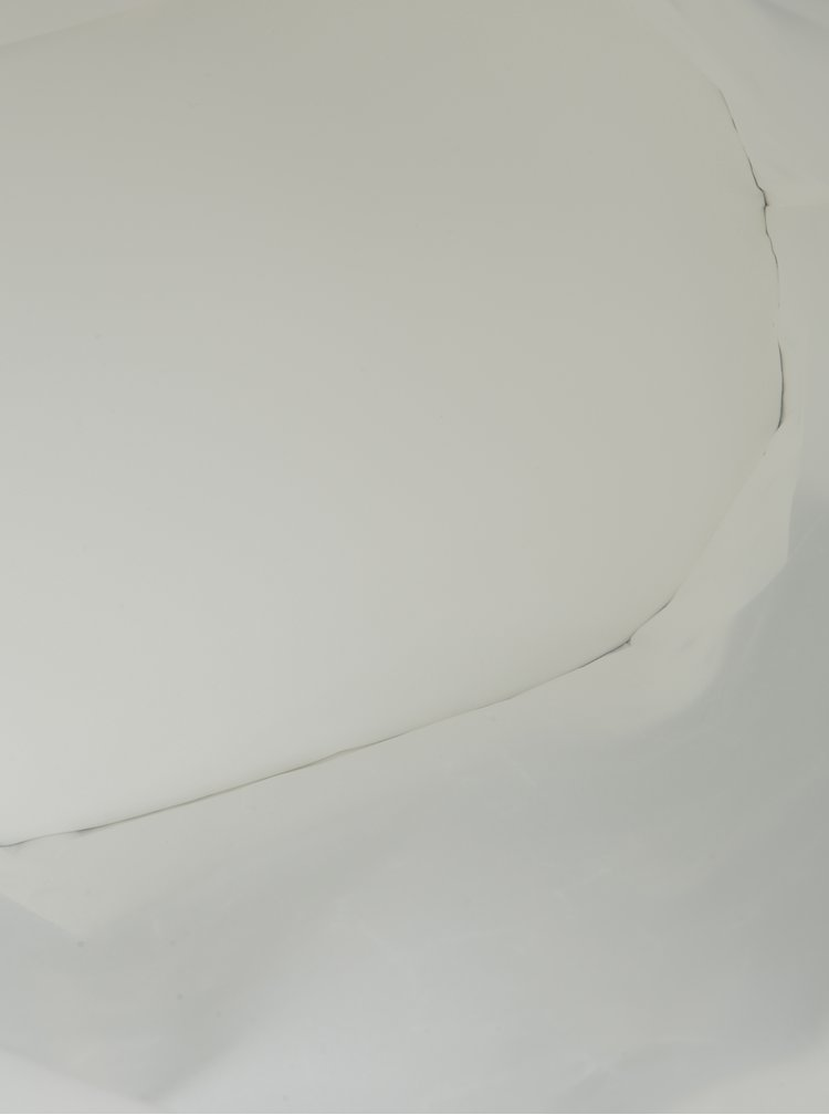 Bílo-černý puntíkovaný koš na prádlo Butter Kings