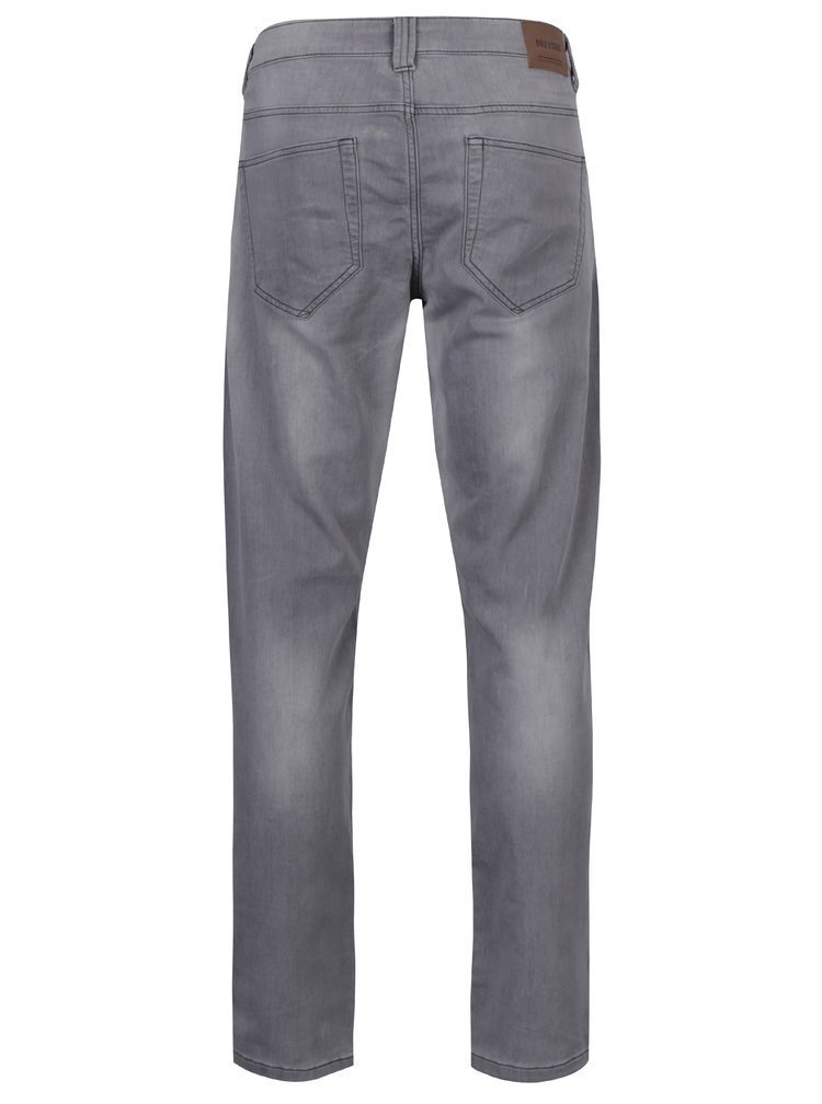 Blugi slim fit gri deschis - ONLY & SONS Loom