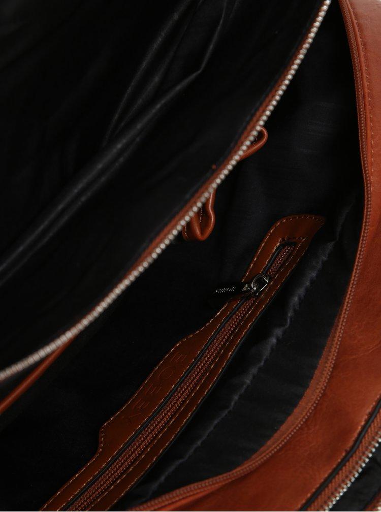 Hnědá pánská taška Bobby Black
