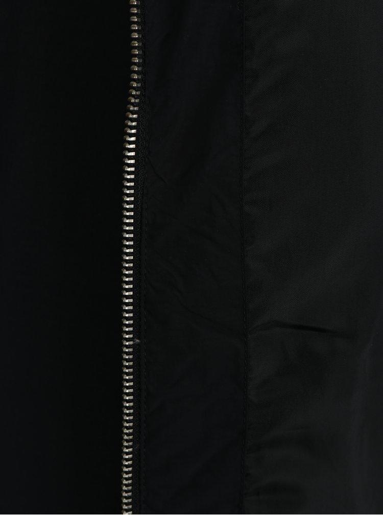 Černá dámská zimní péřová bunda adidas Originals