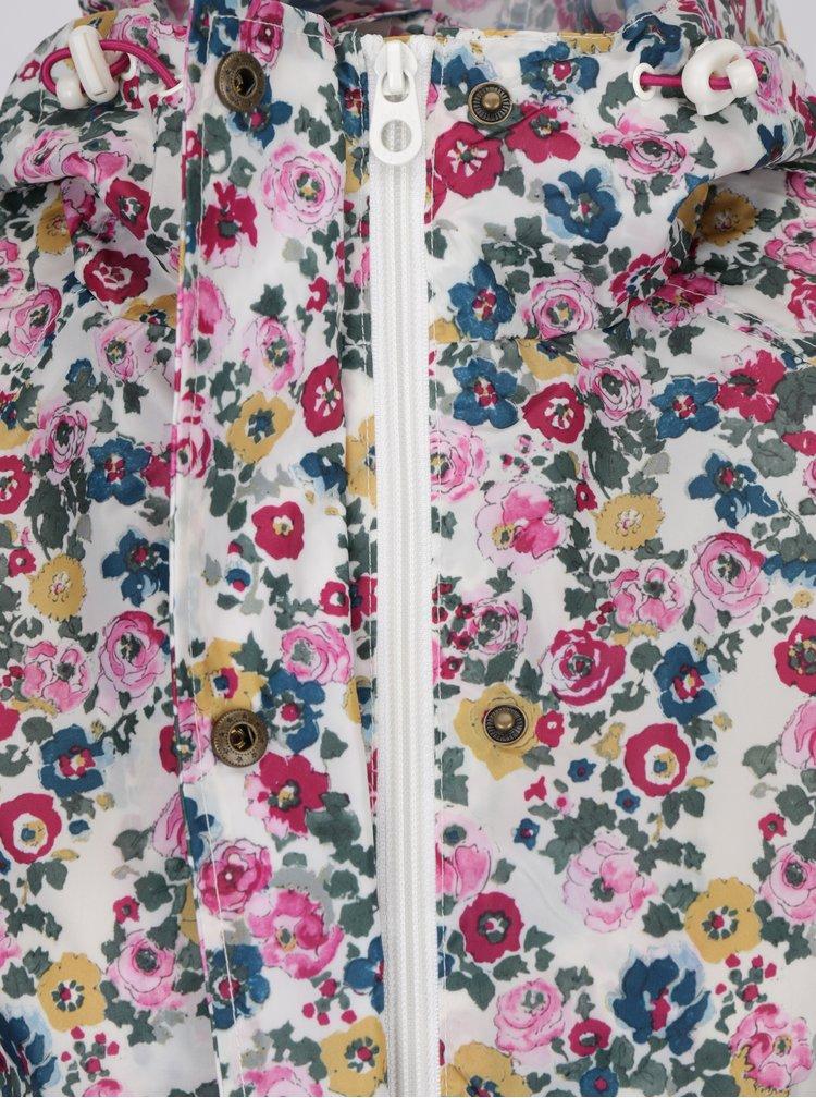 Jacheta crem cu print floral pentru femei Tom Joule