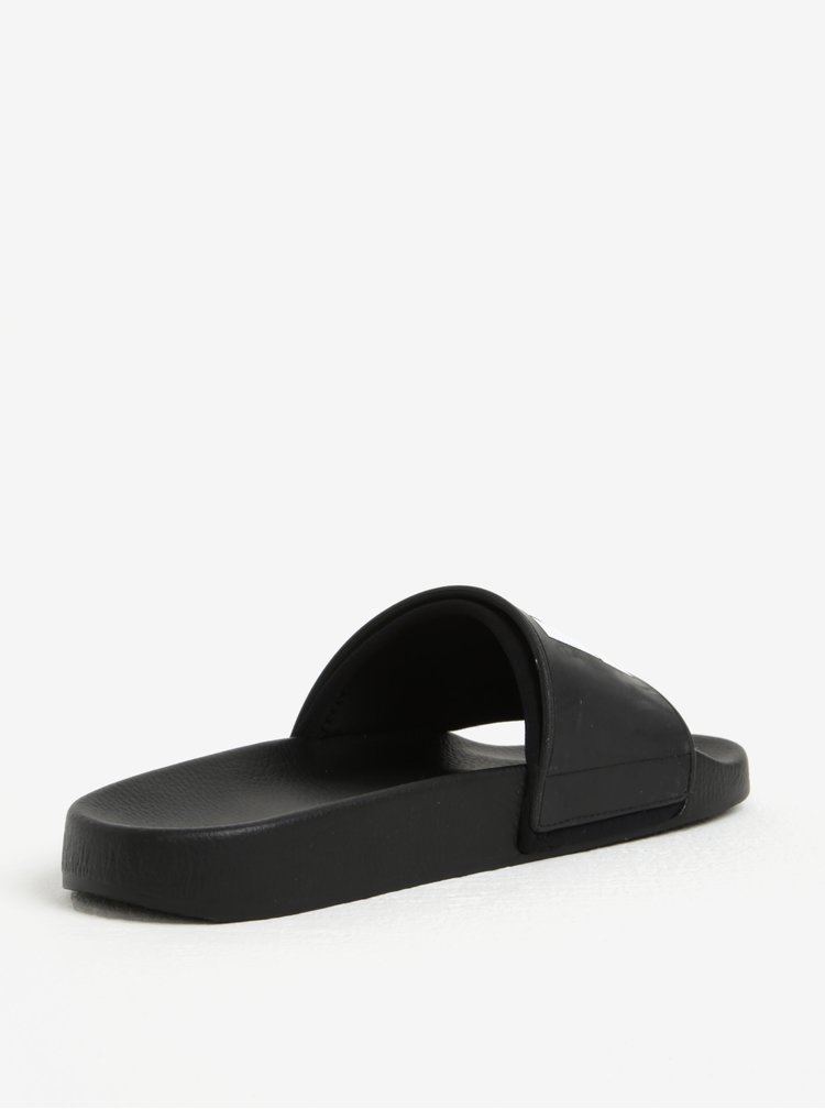 Černé pantofle s logem Ivy Park