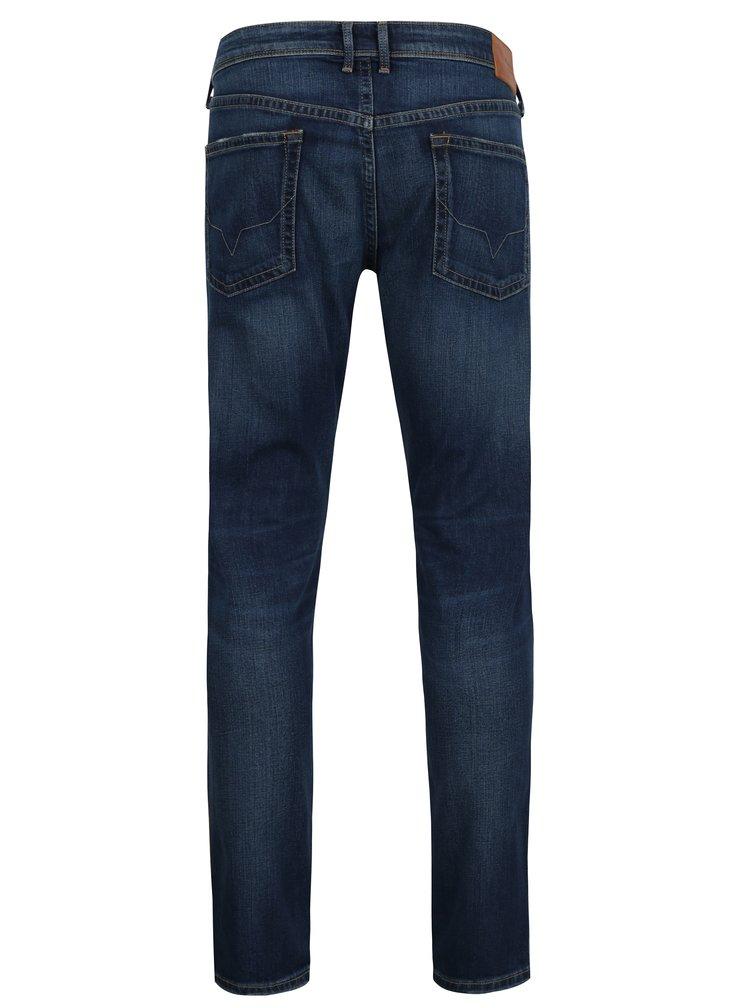 Modré pánské slim džíny s nízkým pasem Pepe Jeans Hatch
