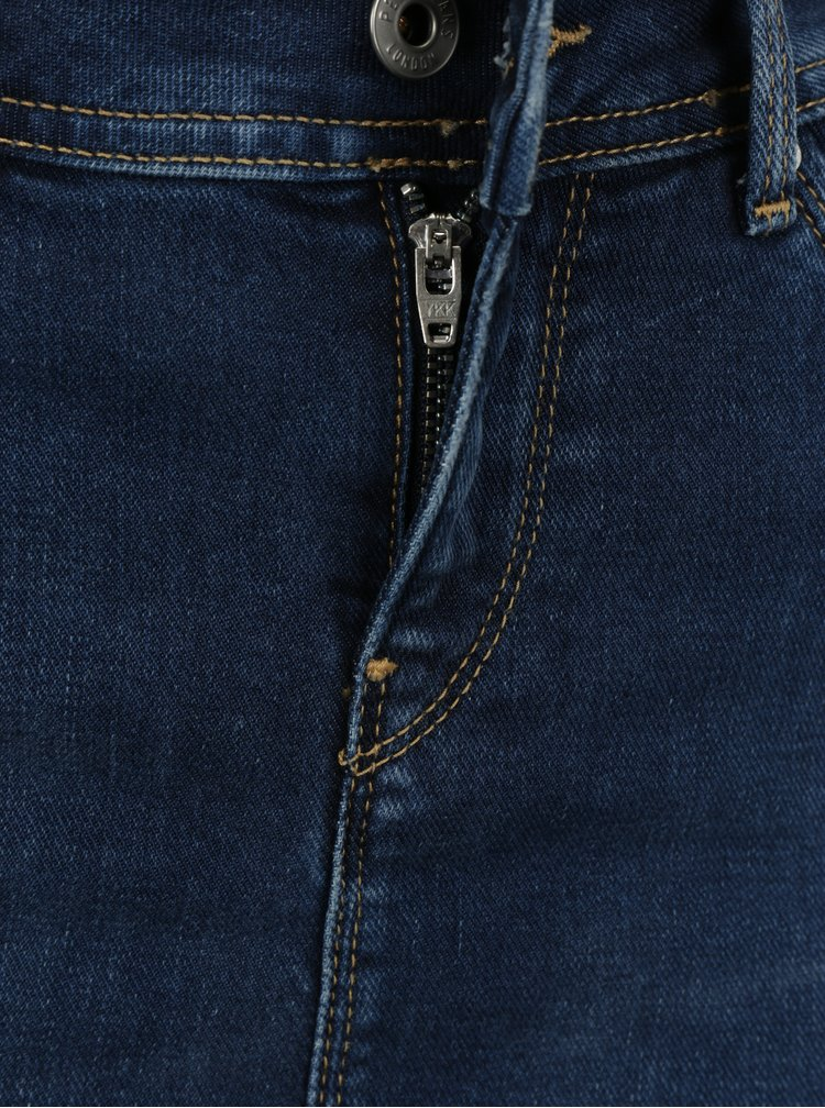 Modrá dámská džínová sukně Pepe Jeans Taylor