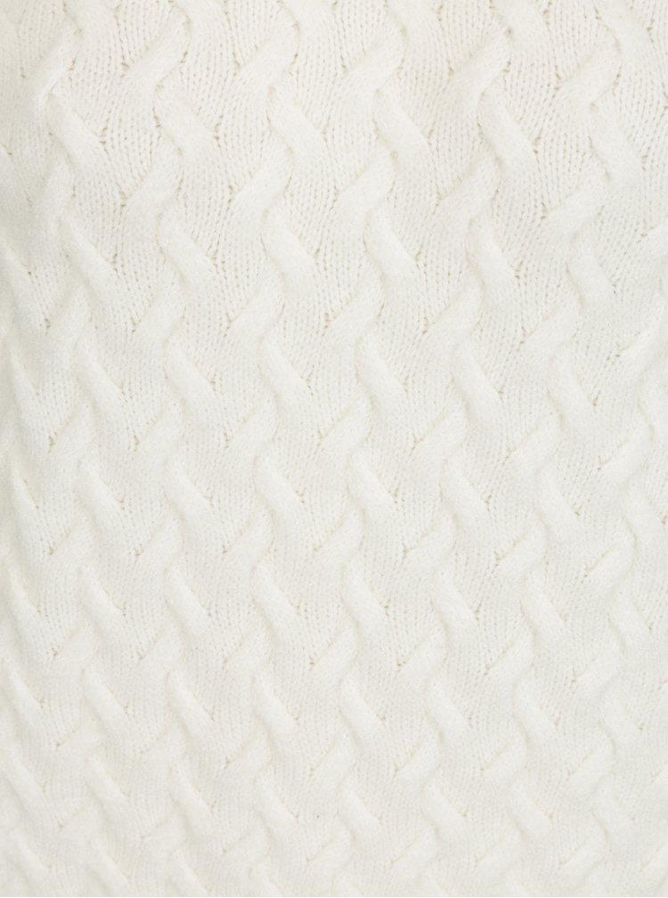 Krémový svetr VILA Xa