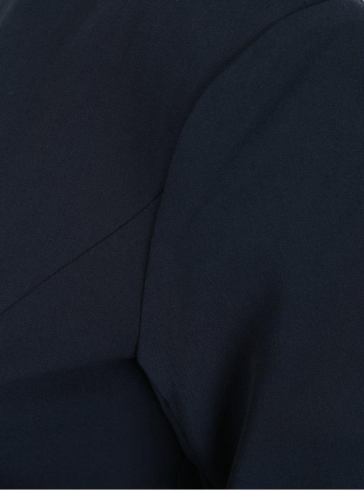 Tmavě modré sako s 3/4 rukávem  VILA Her