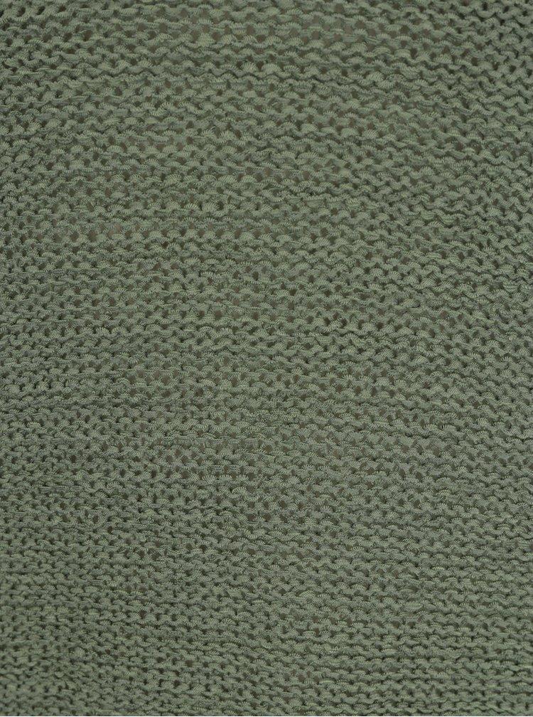 Pulover subtire verde - ONLY Geena