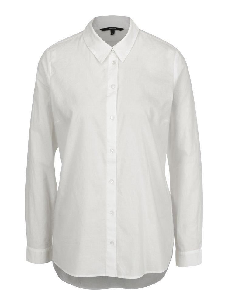 Krémová košile VERO MODA Kate