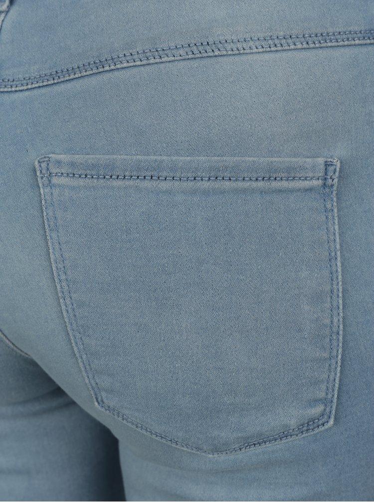 Světle modré skinny džíny Jacqueline de Yong
