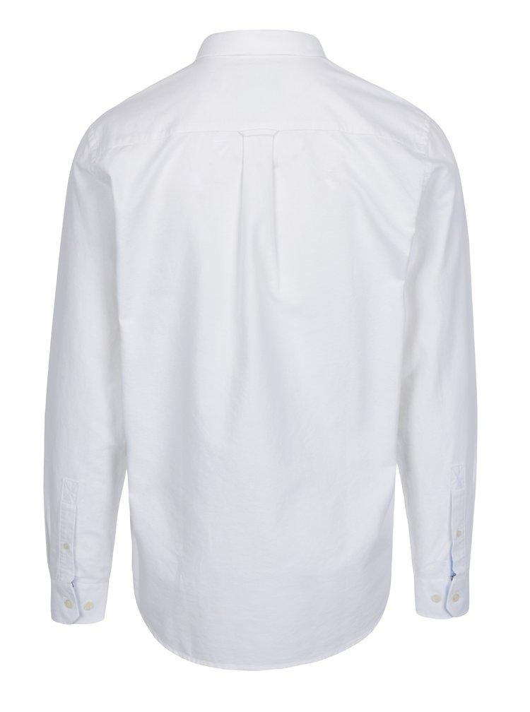 Krémová košile Raging Bull