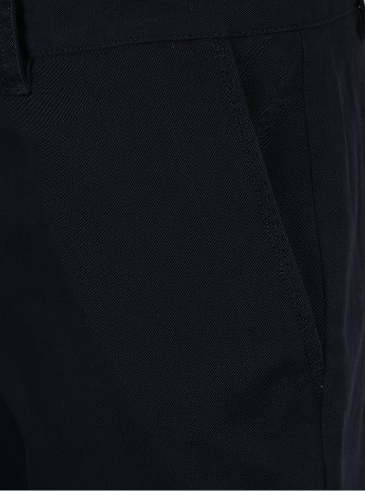 Tmavě modré chino kalhoty Raging Bull