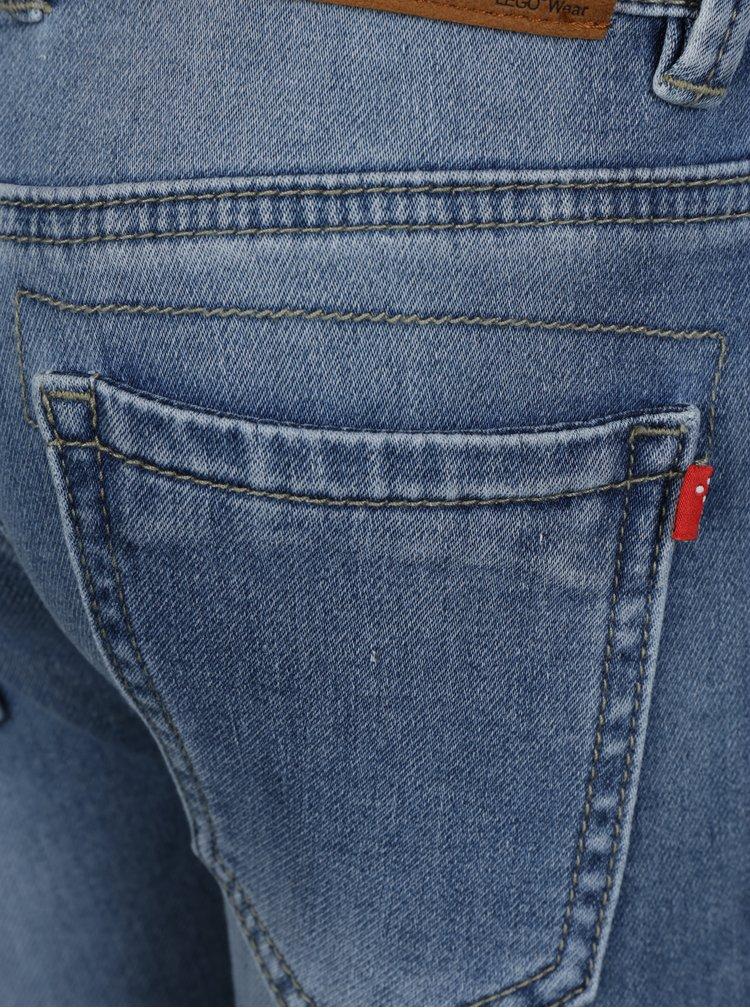 Modré klučičí džíny Lego Wear Construct