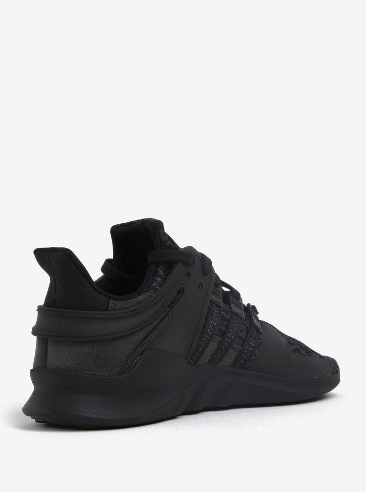 Černé pánské tenisky adidas Originals EQT Support ADV