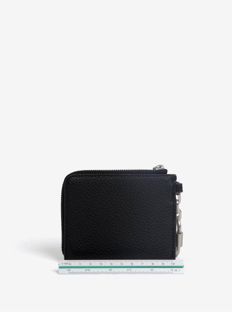 Černá dámská klíčenka s karabinou Calvin Klein Jeans Gifting