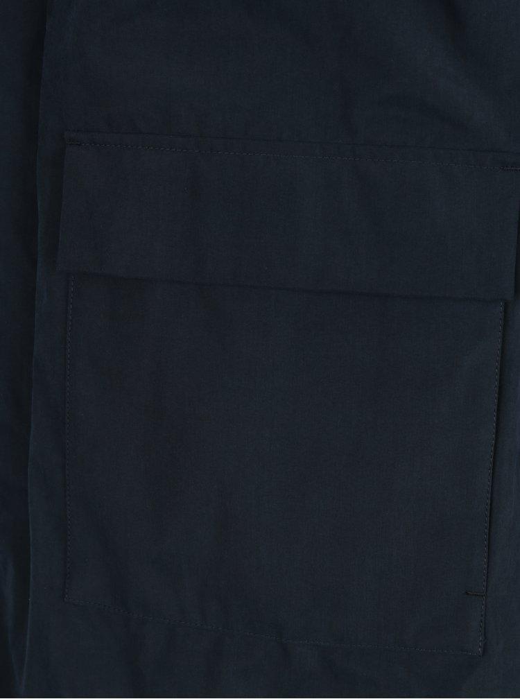 Tmavě modrý kabát Selected Homme Victor