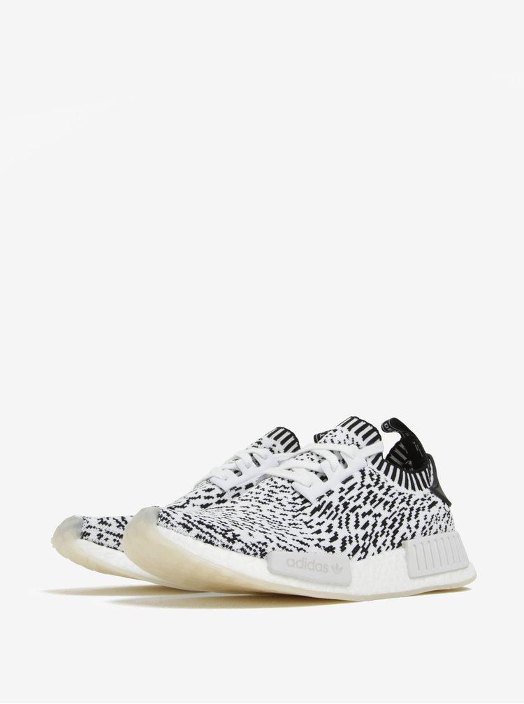Pantofi sport cu detalii reflectorizante adidas Originals NMD_R1