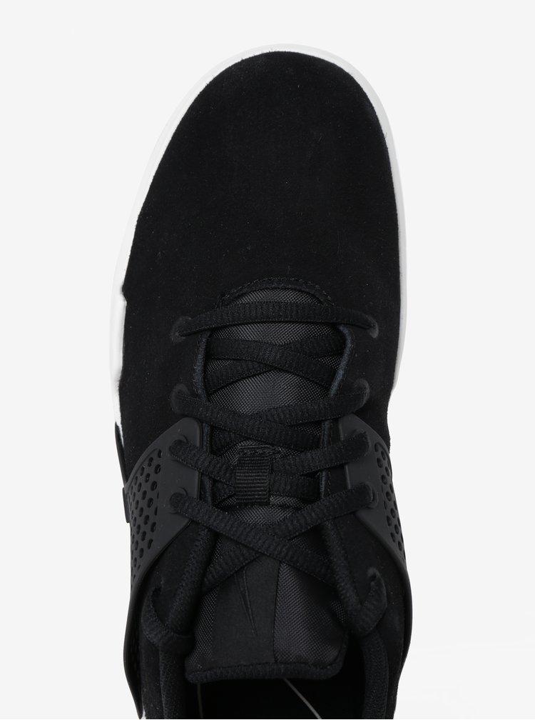 Černé pánské semišové tenisky Nike Arrowz