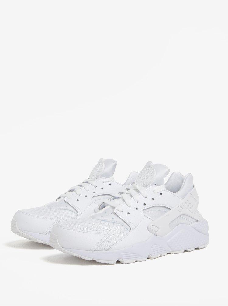 Bílé pánské tenisky Nike Air Huarache