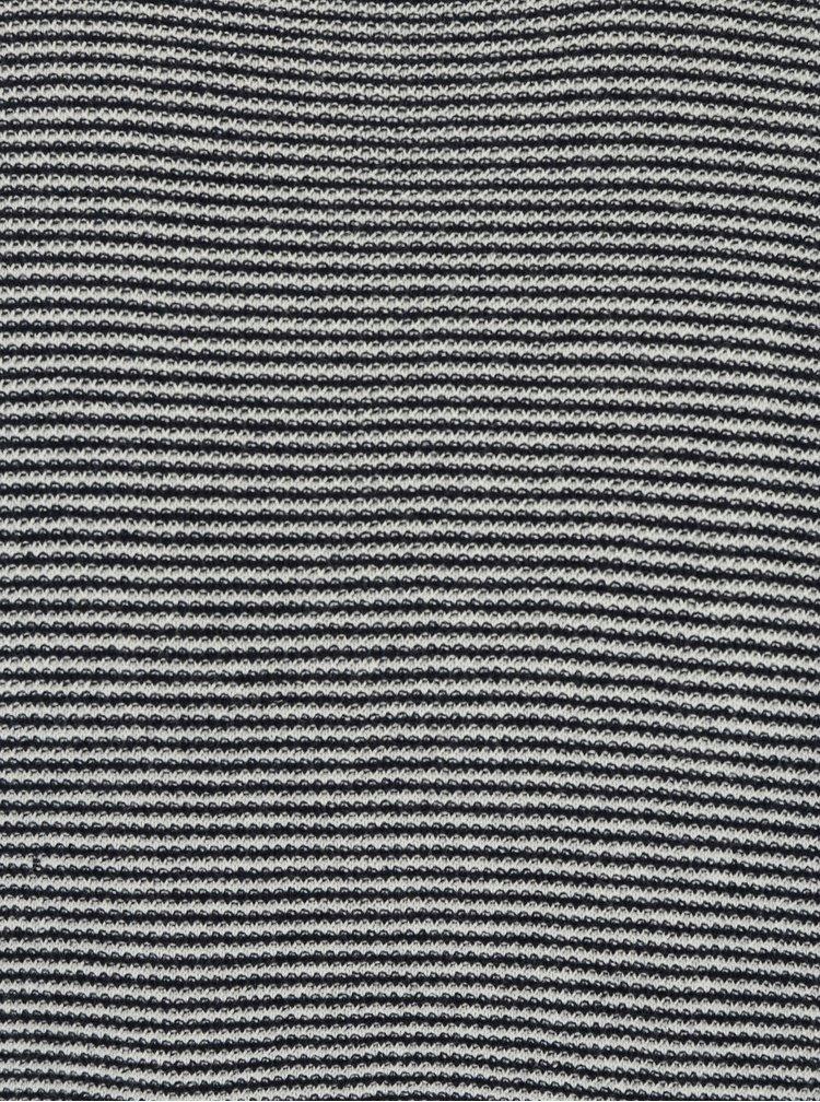 Modro-krémový pruhovaný svetr Jack & Jones Nash