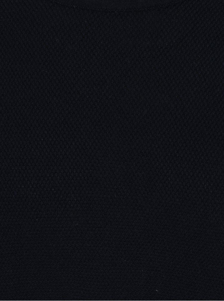 Tmavě modrý svetr Jack & Jones Nash