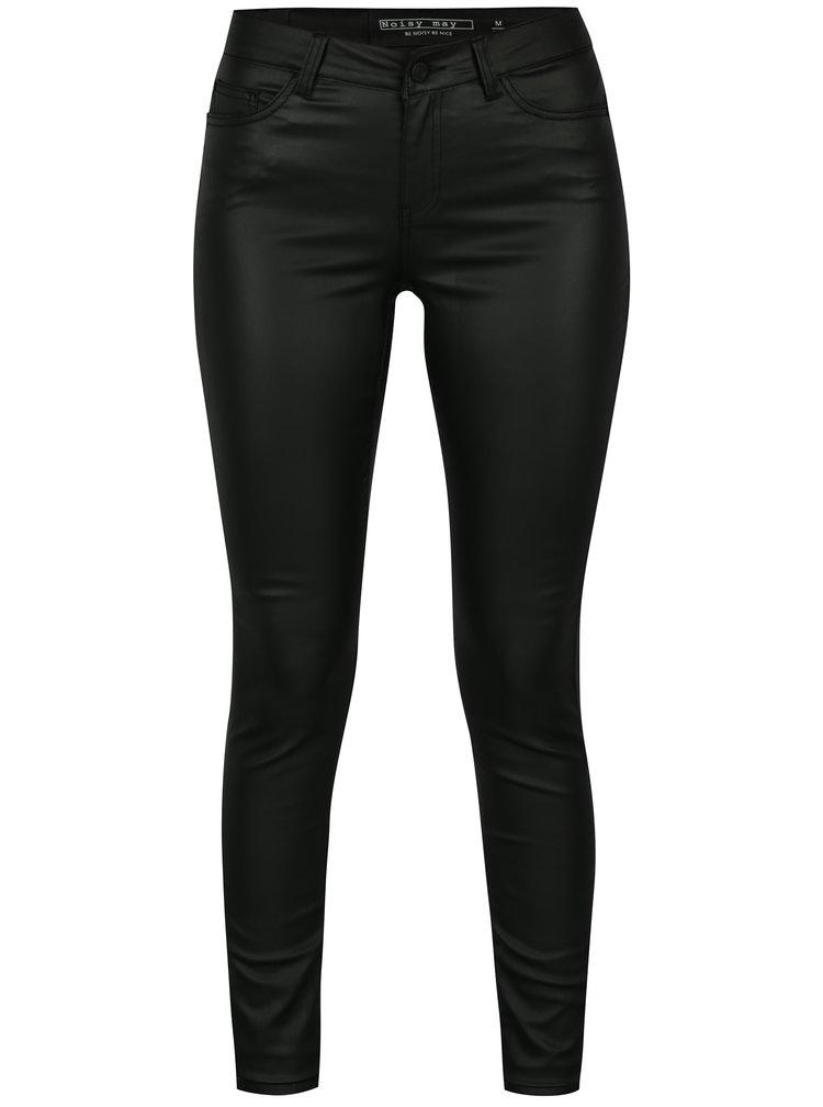 Pantaloni skinny negri - Noisy May Lucy