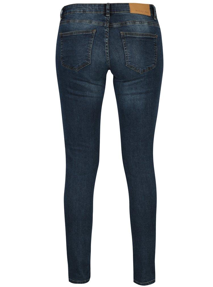 Modré skinny džíny Noisy May Eve