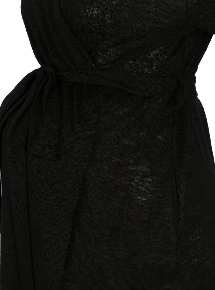 Černý kardigan Dorothy Perkins Maternity