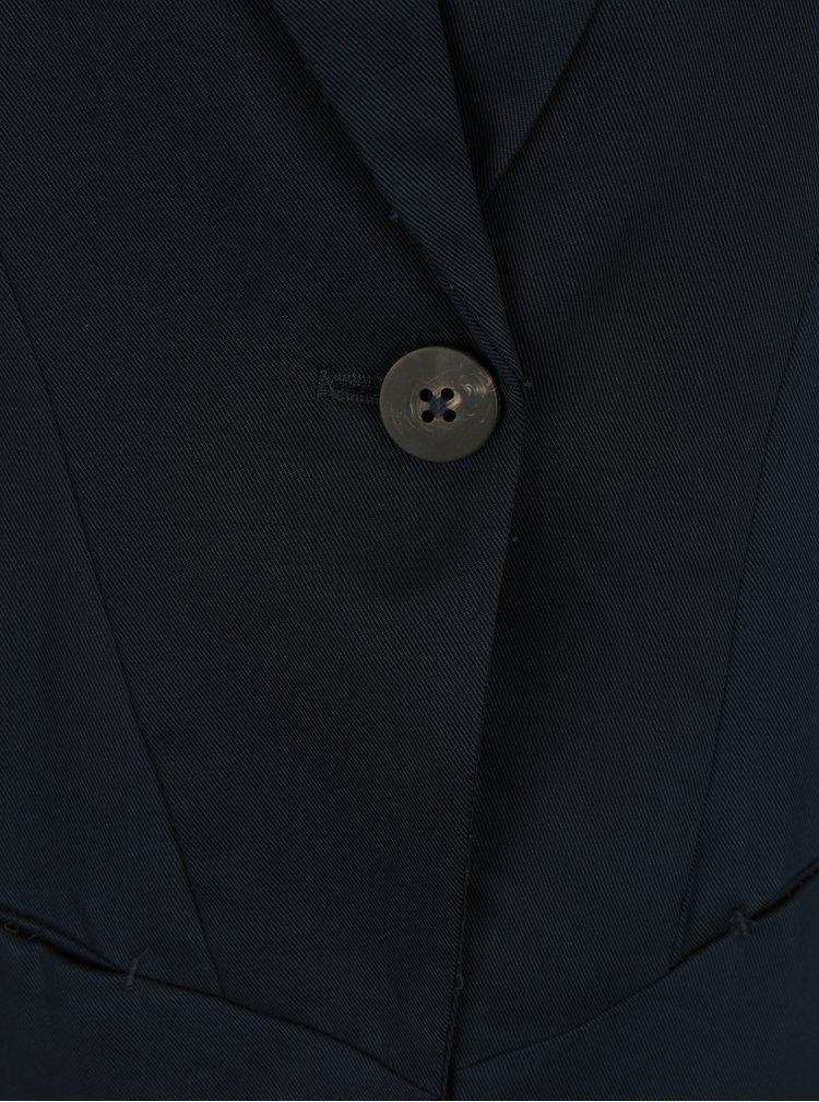 Tmavě modré sako VILA Anly