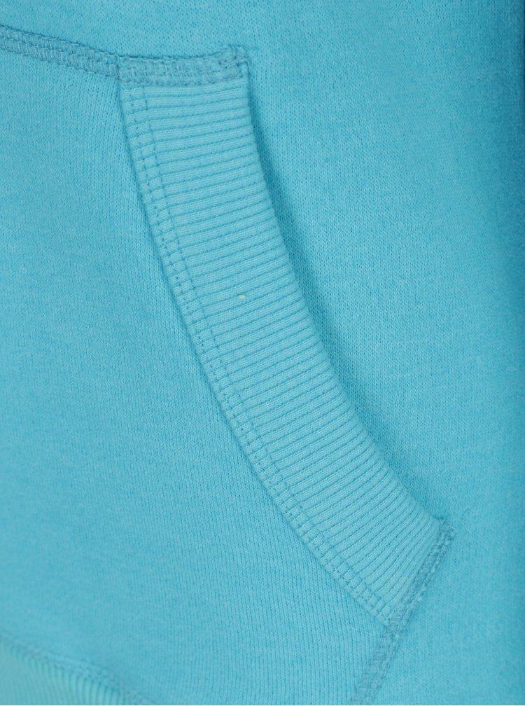 Modrá dámská mikina Jimmy Sanders